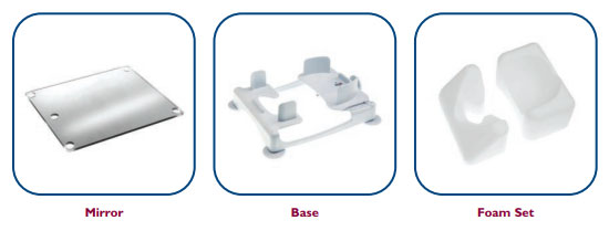 Face-Cradle® Prone Support System