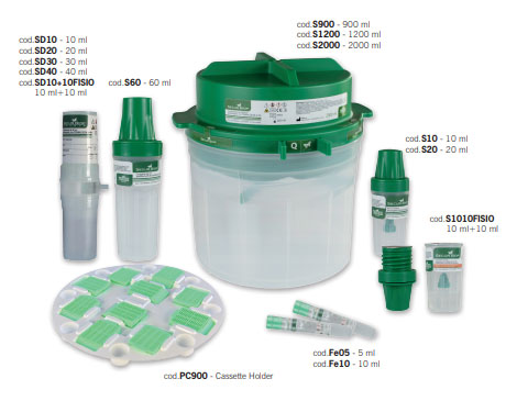 Secur Biop - safe biopsy containers