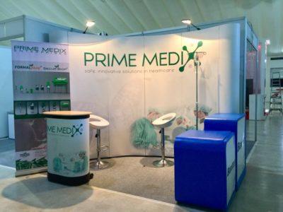 Prime Medix at the ORNAP 2018